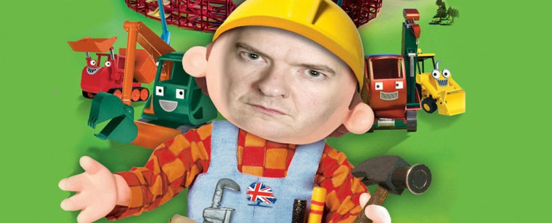 George Osborne the Builder