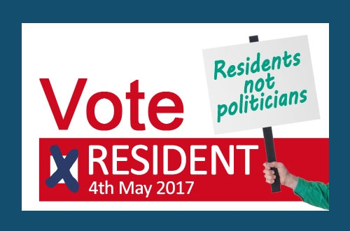 Local Elections – May 2017