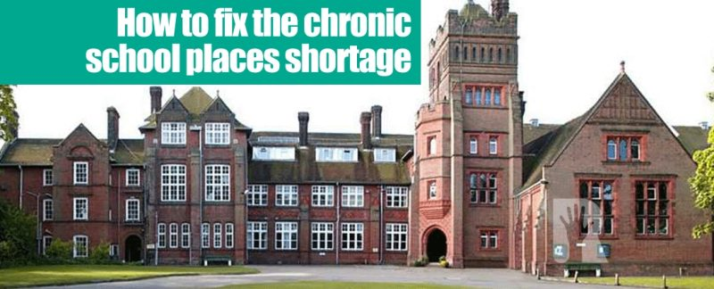 Reopen the Friends as a state school? We think so. And we've urged Essex County Council to take action