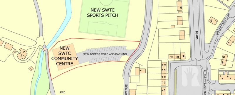 Saffron Walden Town Council submit planning proposal for new Community Centre