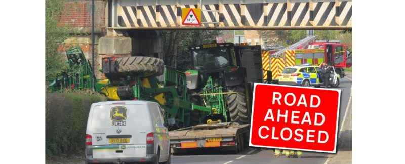 Crunch! R4U secures delivery of road improvements to reduce Newport bridge strikes