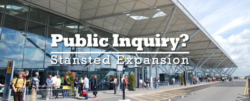 Stansted Airport Expansion: R4U pushes Kemi Badenoch MP for Public Inquiry
