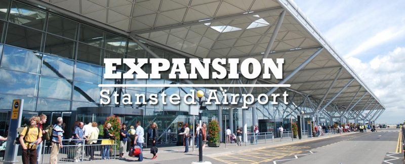 Tory council whips through huge environmentally unsound Stansted airport expansion against wishes of residents and more than 40 parish councils