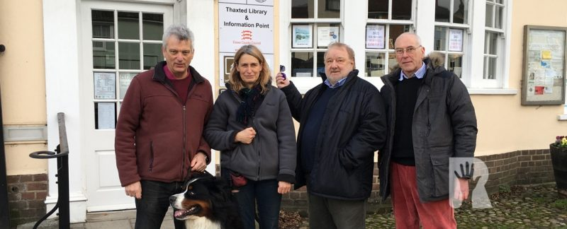 Councillors unite to back resident and parish council campaigns to save Thaxted and Stansted libraries
