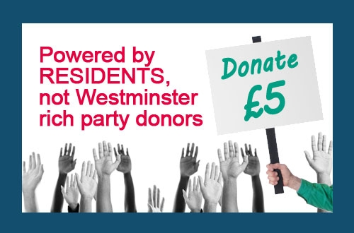 Fund Resident Campaigns