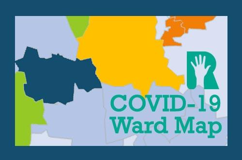 Covid-19 Ward Map